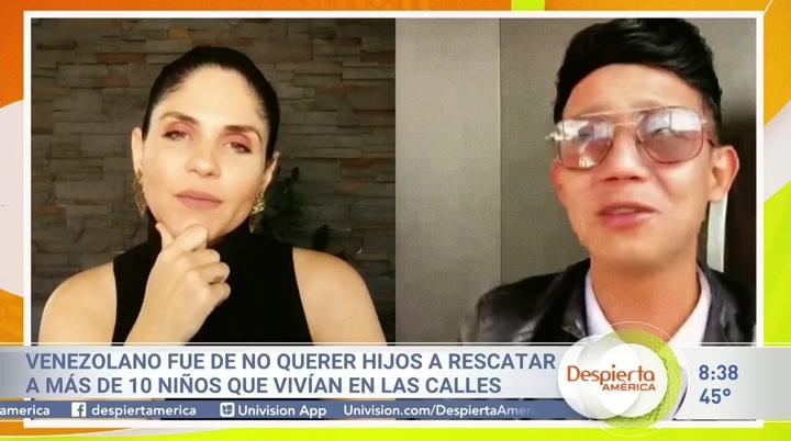 ¡Despierta América! : KDTV : December 18, 2020 7:00am-11 ...